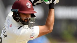 County Championship: Azhar Ali hits debut ton to put Somerset in charge against Worcestershire