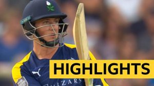 Kohler-Cadmore fires Yorkshire to victory over Bears