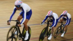 GB para-cyclists top medals table