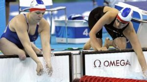 Swimmers target 2012 Games spots