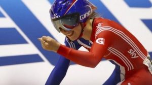 Trott wins gold as Kenny pips Hoy