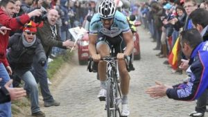 Boonen wins Paris-Roubaix classic