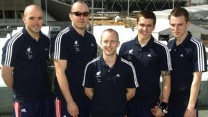 Brothers make ParalympicsGB squad