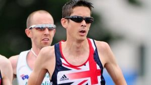 Merrien in top form for Marathon
