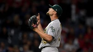 MLB scores, news, trade rumors, live team updates: A's win again, one game back in wild card race