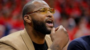 DeMarcus Cousins joined the Warriors in free agency, and NBA Twitter is ready to shut down the league