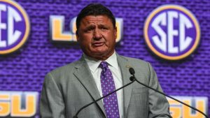 Forget the hot seat: After saving LSU in 2017, what if Ed Orgeron is entering his prime?