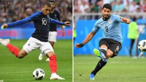 Uruguay vs. France World Cup live stream info, channel, news: How to watch Russia 2018 on TV and online