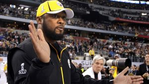 Tomlin's spirits high as Bell deadline closes in