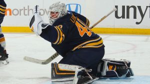 Robin Lehner deal a rare win for the Islanders