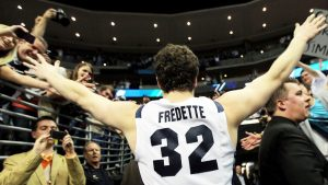 Jimmer Fredette takes his shot at $2 million payday