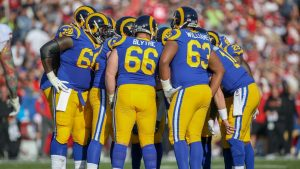 The Rams will go throwbacks full-time this season