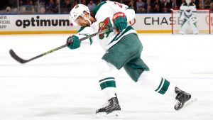 Wild reach 5-year, $30M deal with RFA Dumba