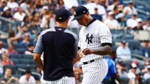 MLB scores, news, trade rumors, live team updates: Yankees avoid disaster behind shaky Chapman